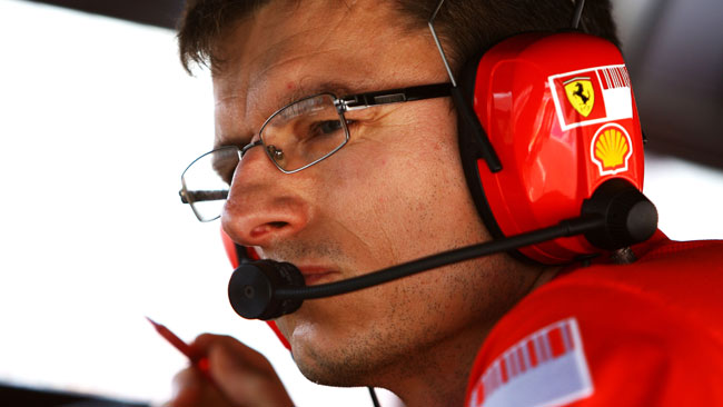 Chrys Dyer in BMW Motorsport nel programma DTM