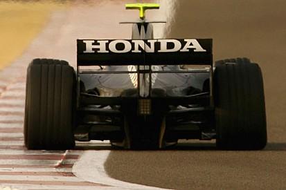 La Honda valuta il rientro in Formula 1