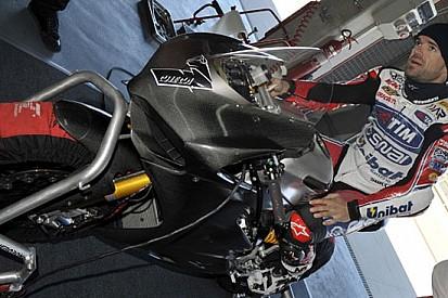 Ducati in Australia con la configurazione dei test
