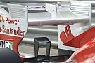 Ecco l'ala posteriore usata sulla F2012 pomeriggio