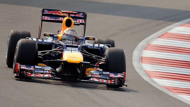 Anche le statistiche sorridono a Vettel