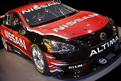 Ecco la Nissan Altima per la V8 Supercars