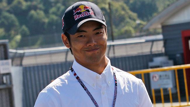 Ufficiale: Aoyama ha firmato con Avintia per il 2013