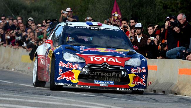 Loeb vince in Spagna per l'ottavo anno di fila!
