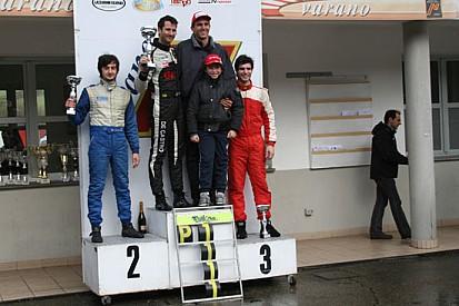 Formula Junior: De Castro domina anche a Varano