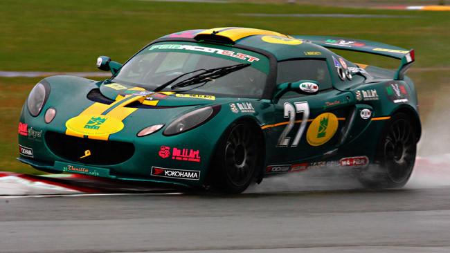 Marchetti è il campione 2012 della Lotus Cup Italia