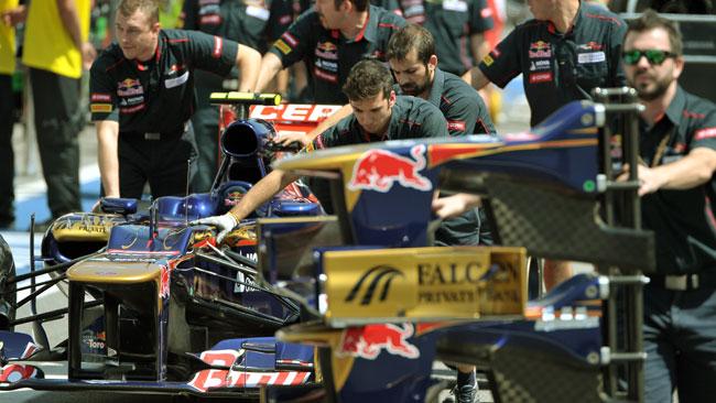 Aabar vuole il controllo della Scuderia Toro Rosso