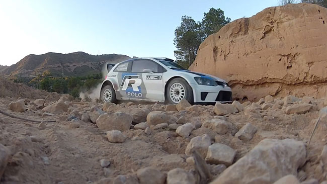 Test in Messico con Ogier per la Volkswagen