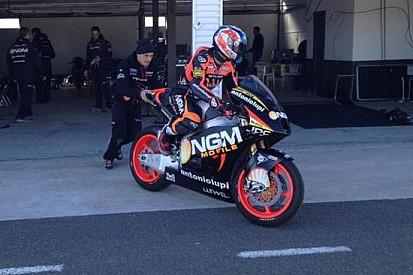 Il Forward Racing sceglie la Speed Up per il 2013