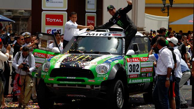 Dakar: Su Eurosport 12 arrivi di tappa in diretta tv