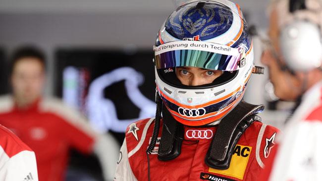 Mortara alla 24 Ore di Daytona con una Audi R8
