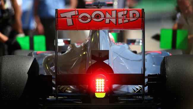 La McLaren avrà il turbo Mercedes nel 2014?