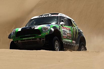 Dakar 2013, Auto: tutti a caccia delle Mini