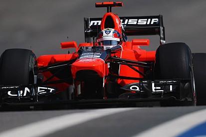 La Marussia cresce al simulatore della McLaren
