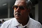 Vijay Mallya resta anche senza il jet privato!