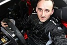 Robert Kubica proverà la Mercedes DTM a Valencia!