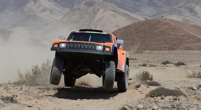 Dakar, 13° Tappa: Ancora un successo per Gordon