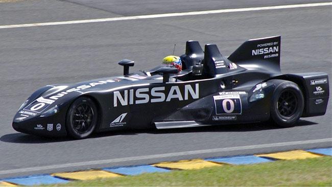 La Nissan abbandona il progetto DeltaWing