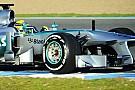 Jerez, Day 3, Ore 10: Rosberg rilancia la Mercedes