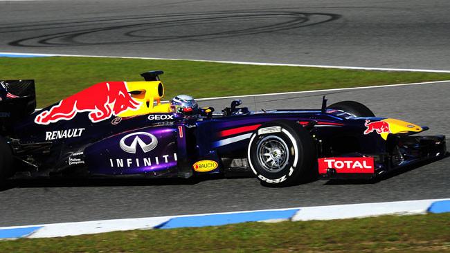 Jerez, Day 3, Ore 16: Vettel risale al terzo posto