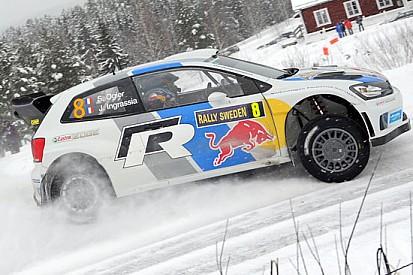 Svezia, PS13: stesso tempo per Ogier e Loeb