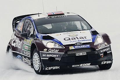 Svezia, PS14: Ostberg soffia il terzo posto a Latvala