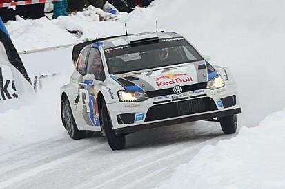 Ogier porta alla vittoria la Volkswagen in Svezia!