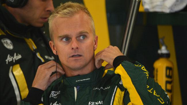Futuro da collaudatore Pirelli per Kovalainen?