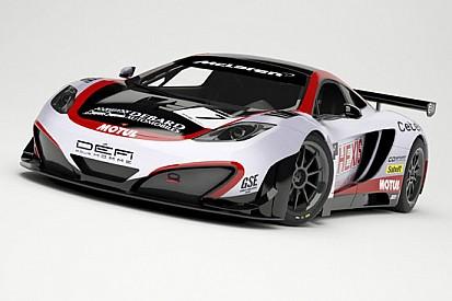 Ecco la nuova livrea delle McLaren della Hexis