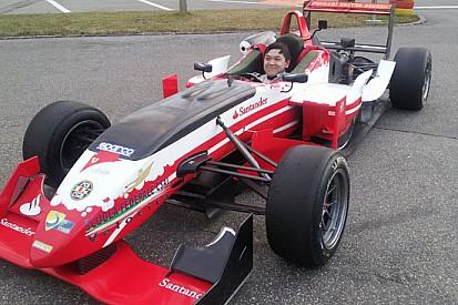 Un test con la Ferrari di F1 per il campione 2013