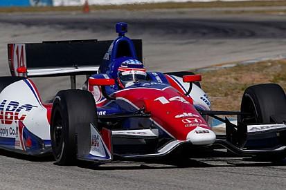 Sato beffa Dixon nel Day 1 dei test di Sebring