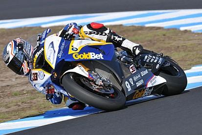 Marco Melandri proverà a correre in gara 2