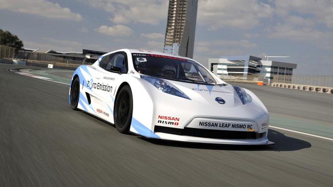 La Nissan torna a Le Mans con una vettura elettrica