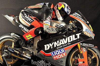 Presentati i colori della Moto2 di Sandro Cortese
