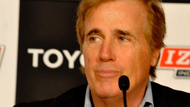 Sullivan è l'ex pilota scelto come commissario sportivo