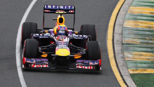La MES chiede scusa a Webber per i guai al via