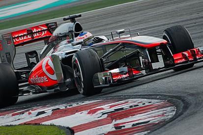 Clamoroso: la McLaren rifà il retrotreno della MP4-28!