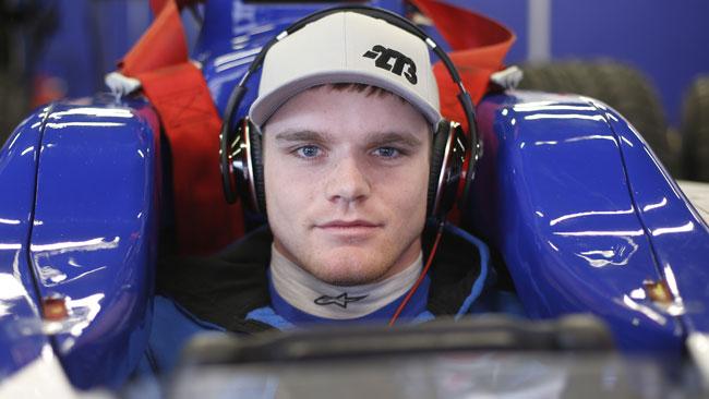 Conor Daly alla Indy 500 con la AJ Foyt Racing