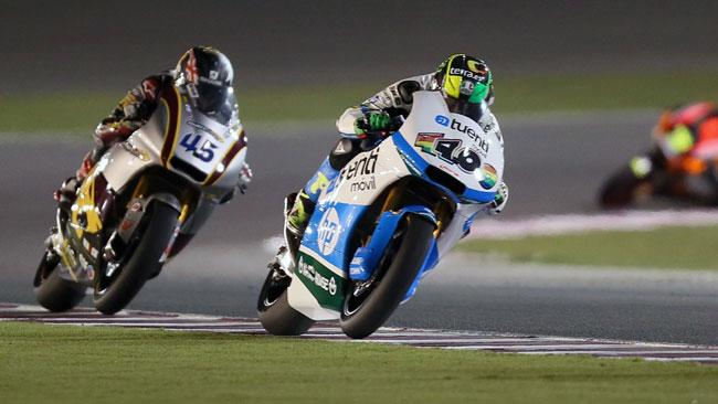 Espargaro piega Redding nel finale in Qatar