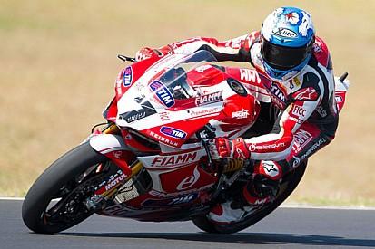 La Ducati recupera sia Checa che Badovini per Aragon