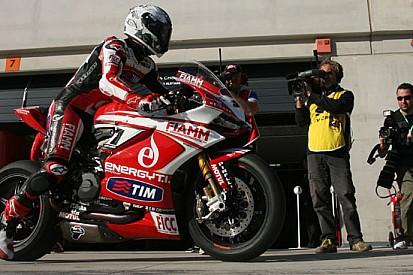 Due giorni di test a Jerez in vista per la Ducati