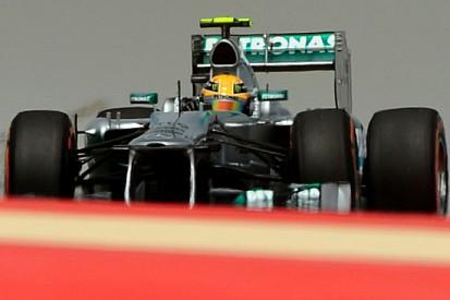 Mercedes ancora alla ricerca del miglior assetto