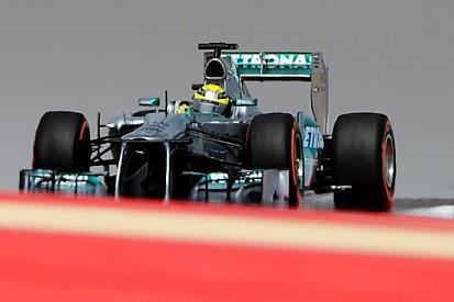 Per Rosberg spettacolare pole con la Mercedes