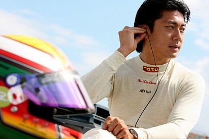 Ho-Pin Tung a Le Mans con la KC Motorgroup