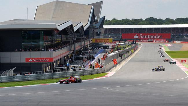Rookie Test a Silverstone per tutti nel 2013?