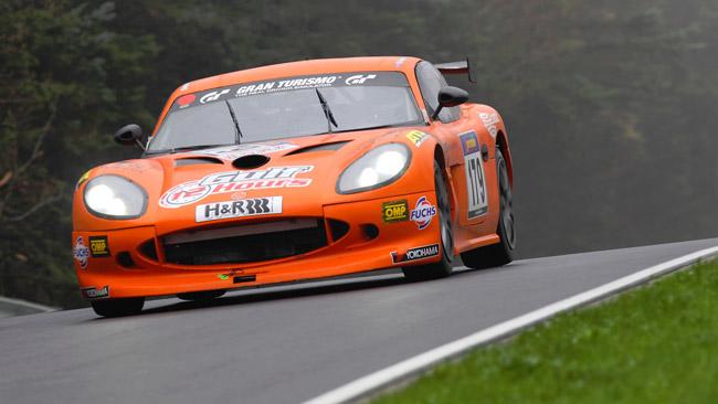 Nova Race sul podio di classe nel VLN