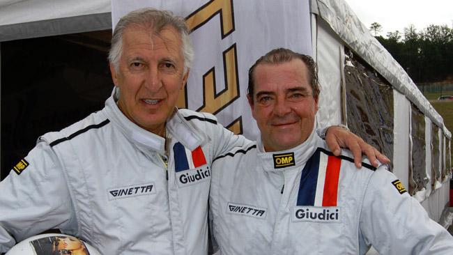 Ginetta G50 Cup: Nannini e Graziano Rossi a Misano