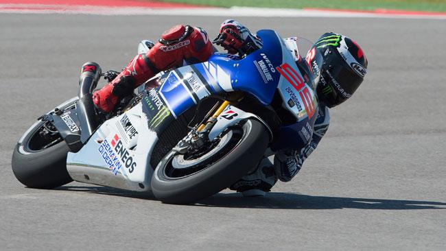 Jerez, Libere 1: Lorenzo beffa Pedrosa per 3 millesimi