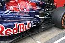 Toro Rosso: nuovi radiatori e cambio più rastremato