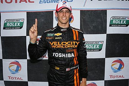 Prima pole per Jordan Taylor a Detroit